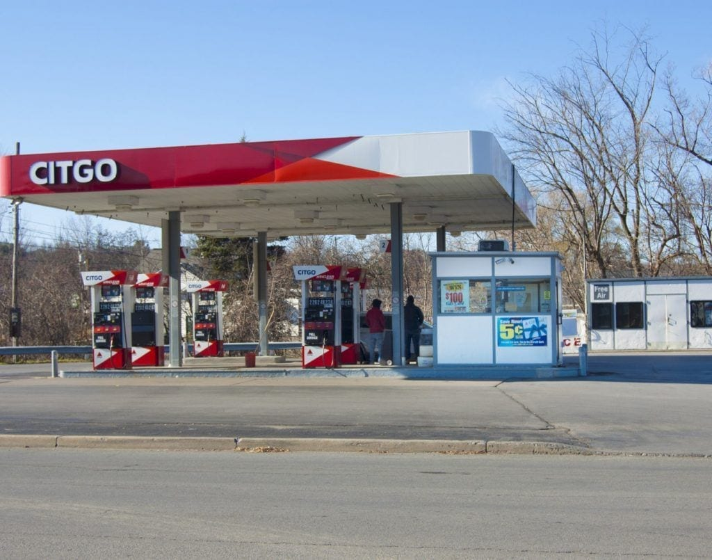 Washington Mills CITGO