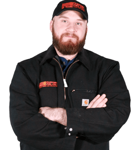 Cliff's Local Market truck driver
