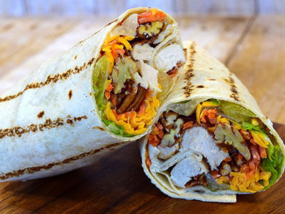 Cliff's Local Market Wrap