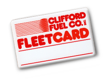 clifford fuel fleet card - Fleet Card