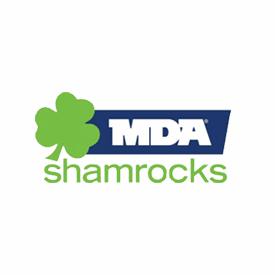 MDA Shamrocks Logo