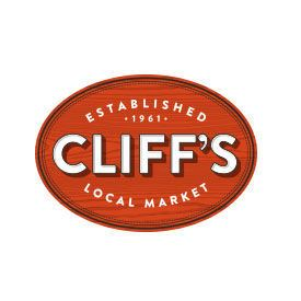 Cliff's Local Market Logo