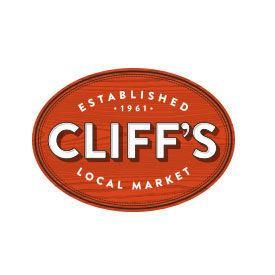 Cliff's Local Market Logo