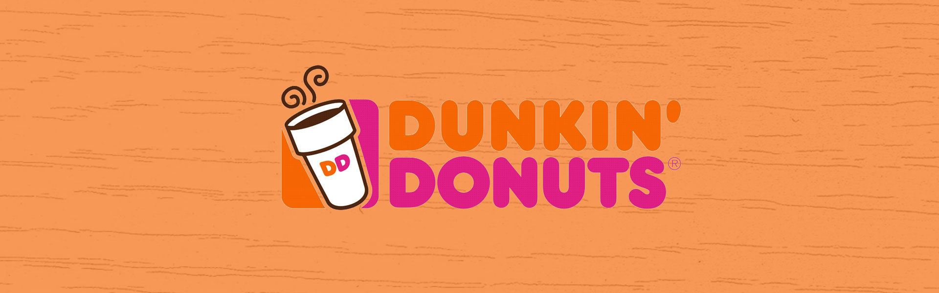 Dunkin Donuts Header