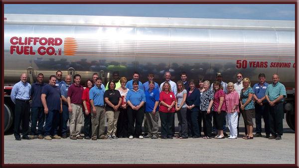 Clifford Fuel Company Staff