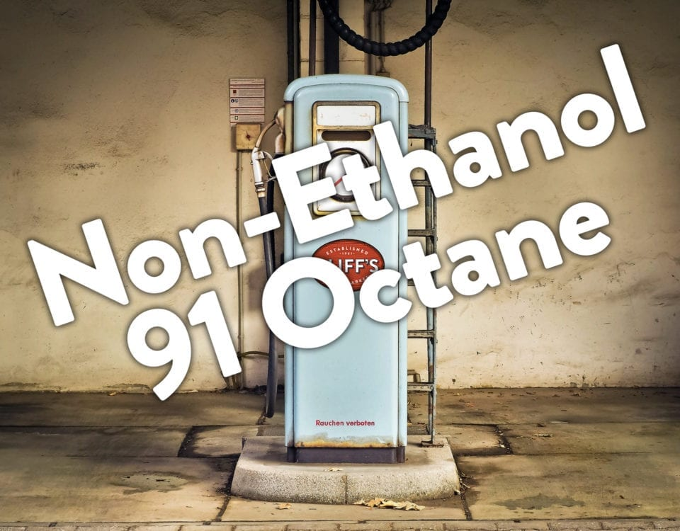 Non Ethanol at Cliff's Local Market