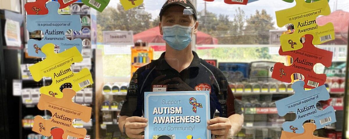 Cliff's Local Market Autism Awareness 2020
