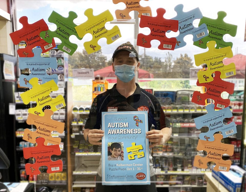 Cliff's Local Market Autism Awareness 2020